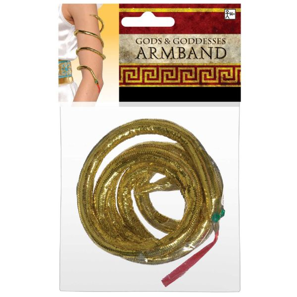 Armband Snake Fancy Dress Outfit Accessory